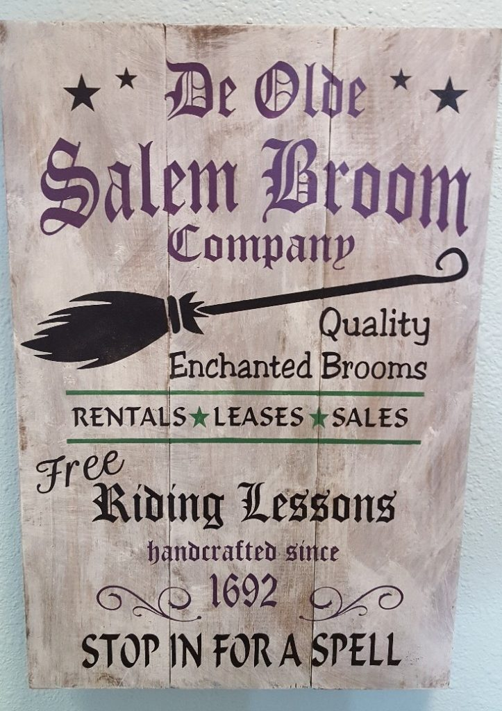 De Olde Salem Broom Co