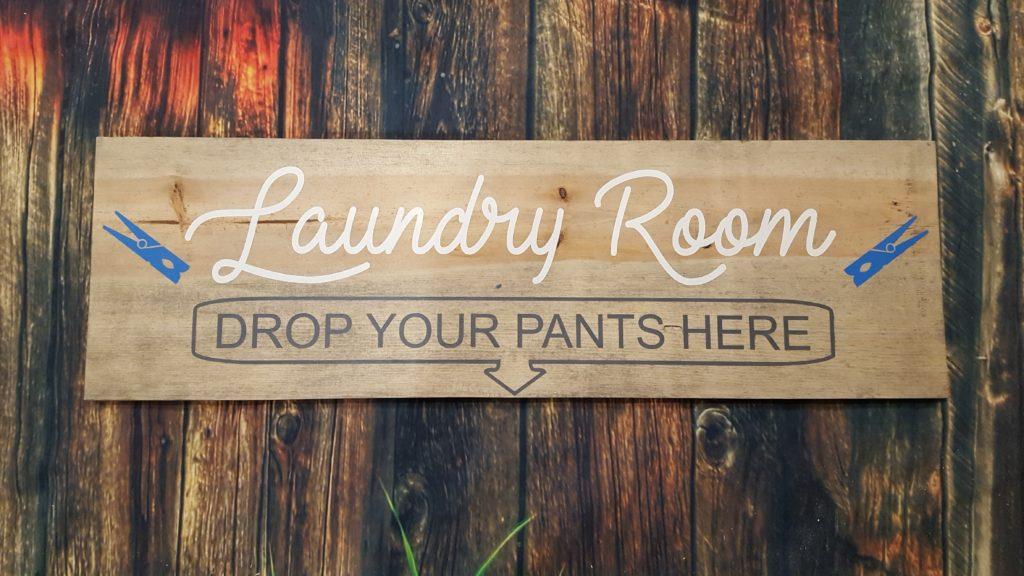 Laundry Room - Drop