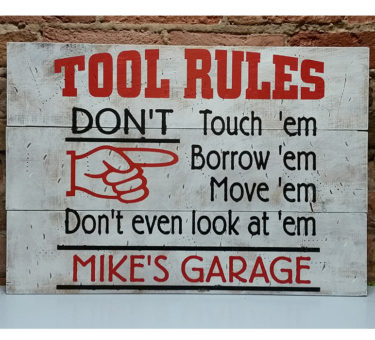 217 - Tool Rules