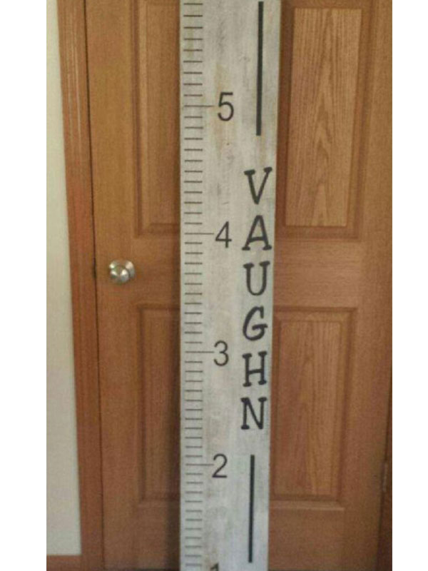 Vaughn Boys Ruler