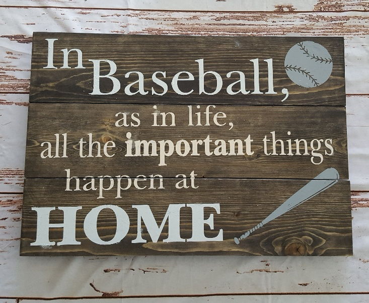 In Baseball