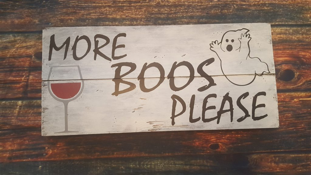 More Boos Please