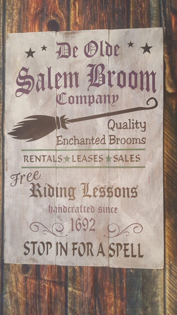 Salem Broom Co