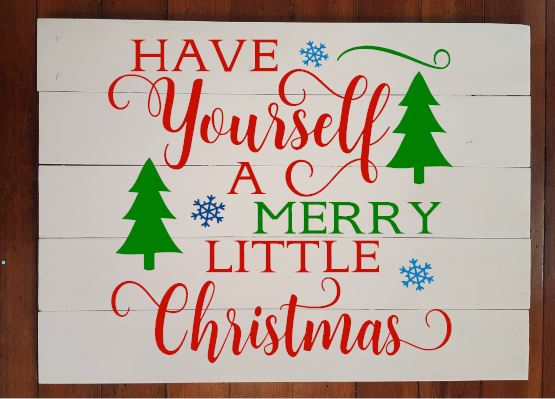 Trees - Merry Little Christmas