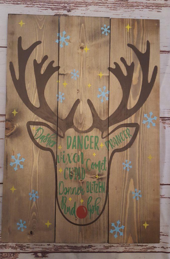 Reindeer Names