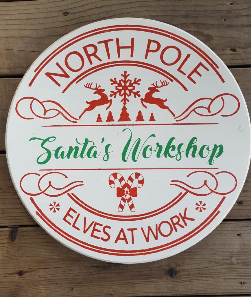 Round Santa's Workshop