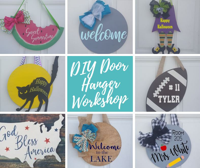 Door Hanger Classes