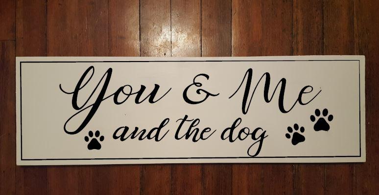 You Me Dog