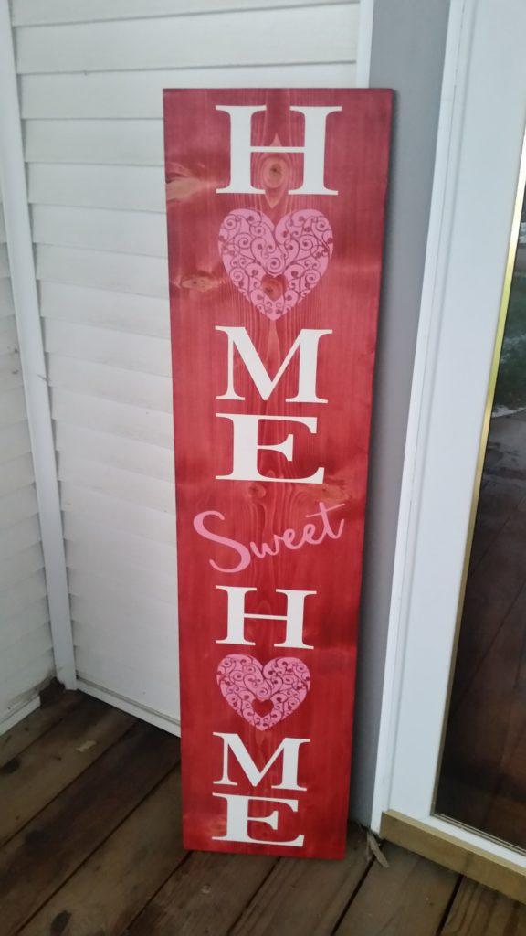 Porch Home Hearts