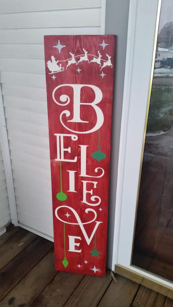 Porch - Believe
