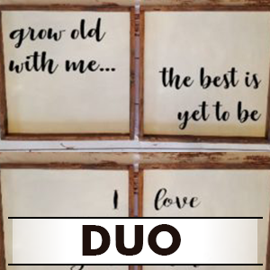 Duo Signs
