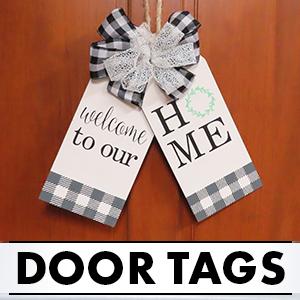 Door Tags