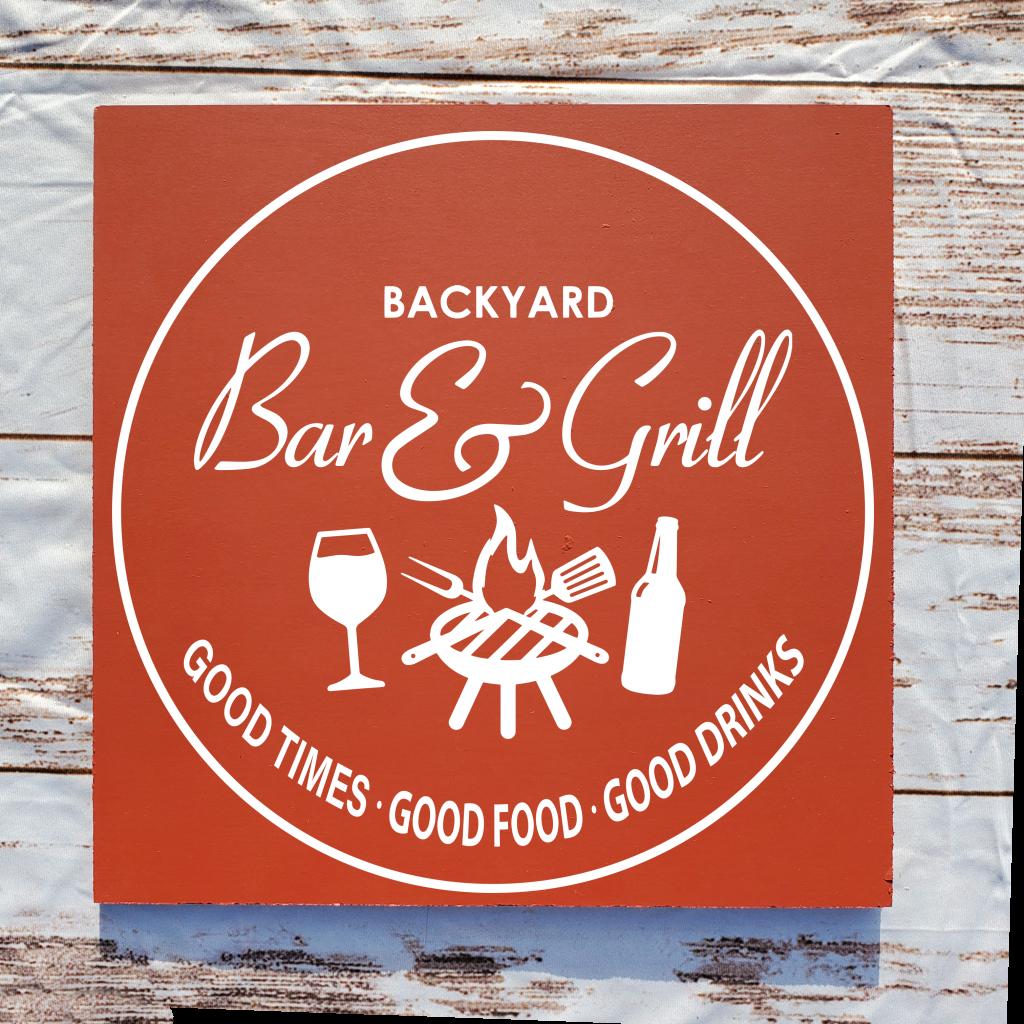 505 - Backyard Bar and Grill