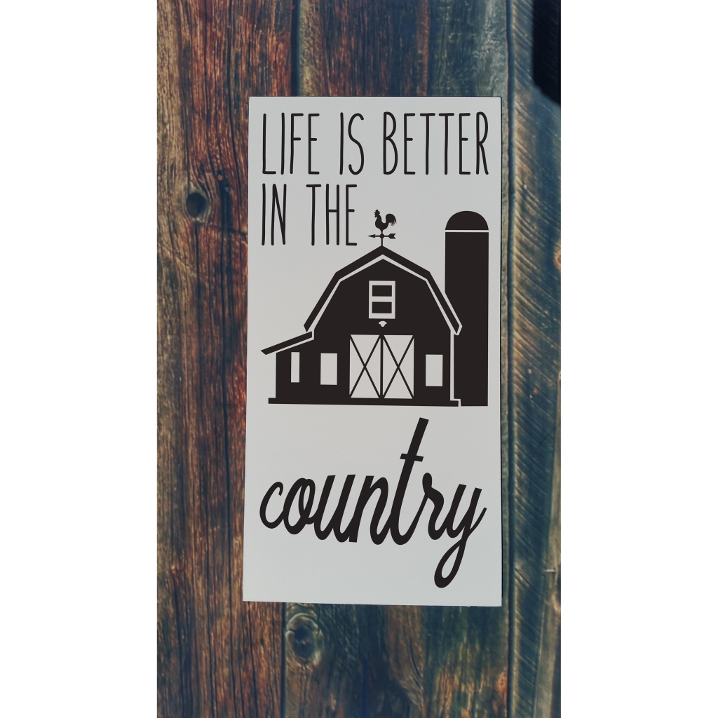 555 - Better In The Country