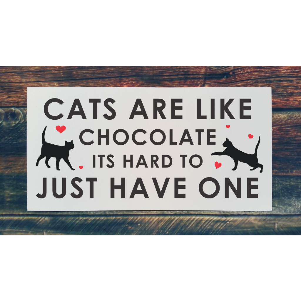514 - Cats Are Like Chocolate