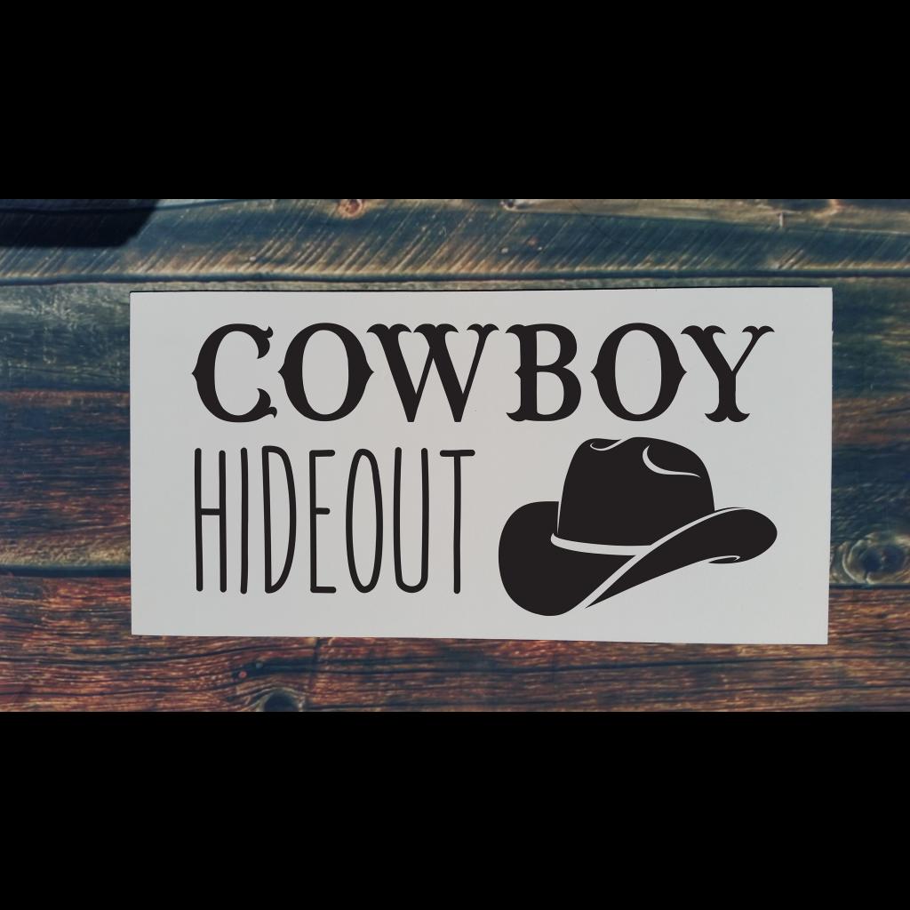 552 - Cowboy Hideout