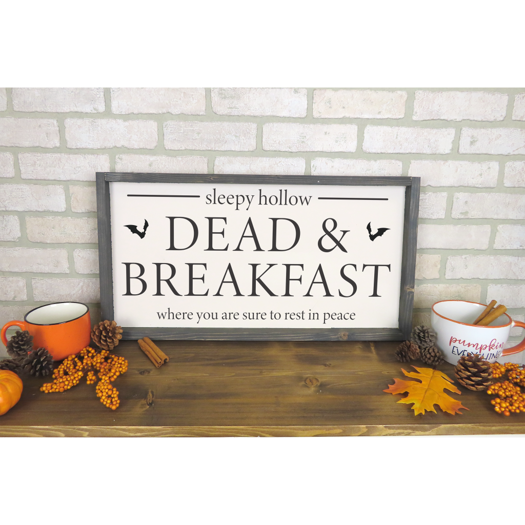645 - Dead and Breakfast