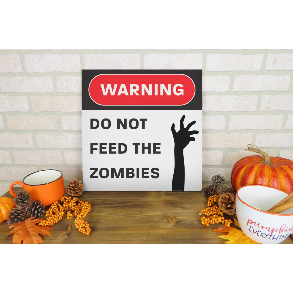 646 - Do Not Feed The Zombies