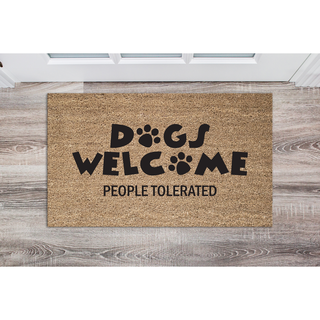 925 - Dogs Welcome