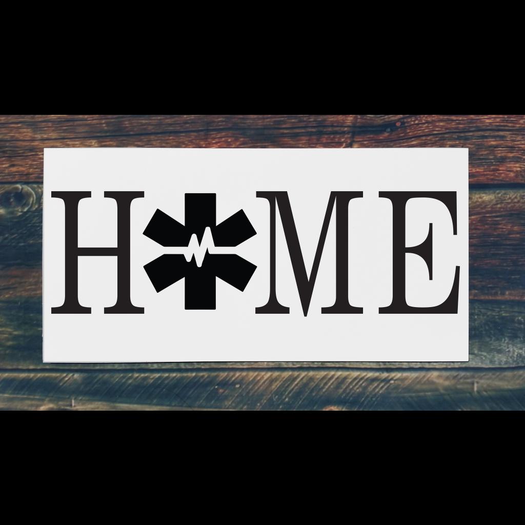 EMT Home on 24x12 board
