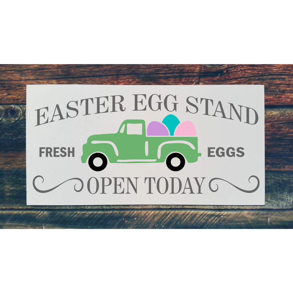 712 - Easter Egg Stand