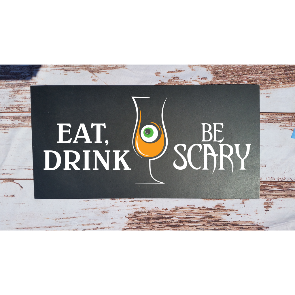 638F - Eat Drink Be Scary