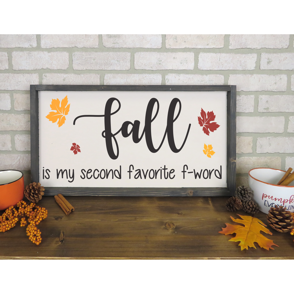 647 - Fall Is My Favorite F-word