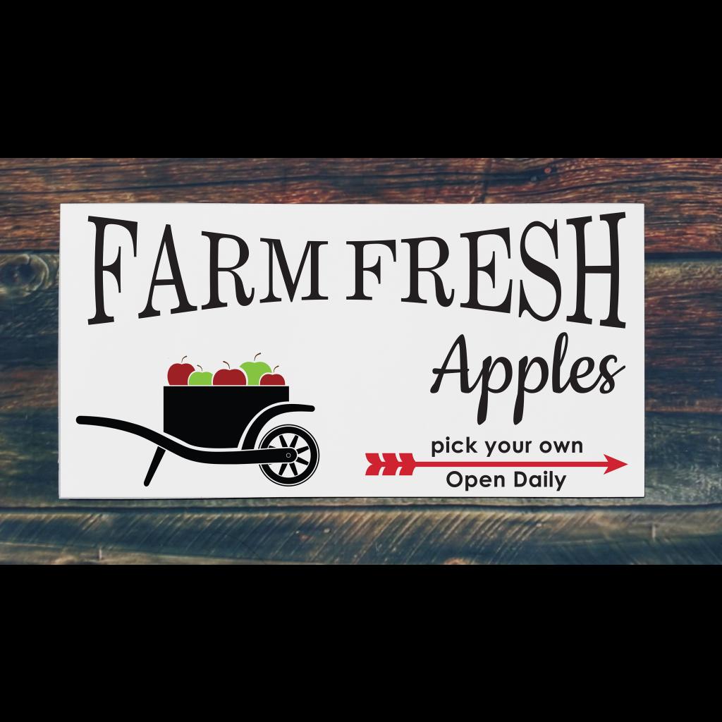648 - Farm Fresh Apples