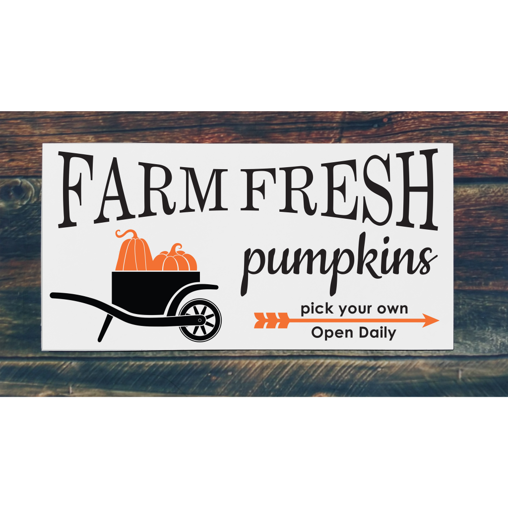 650 - Farm Fresh Pumpkins