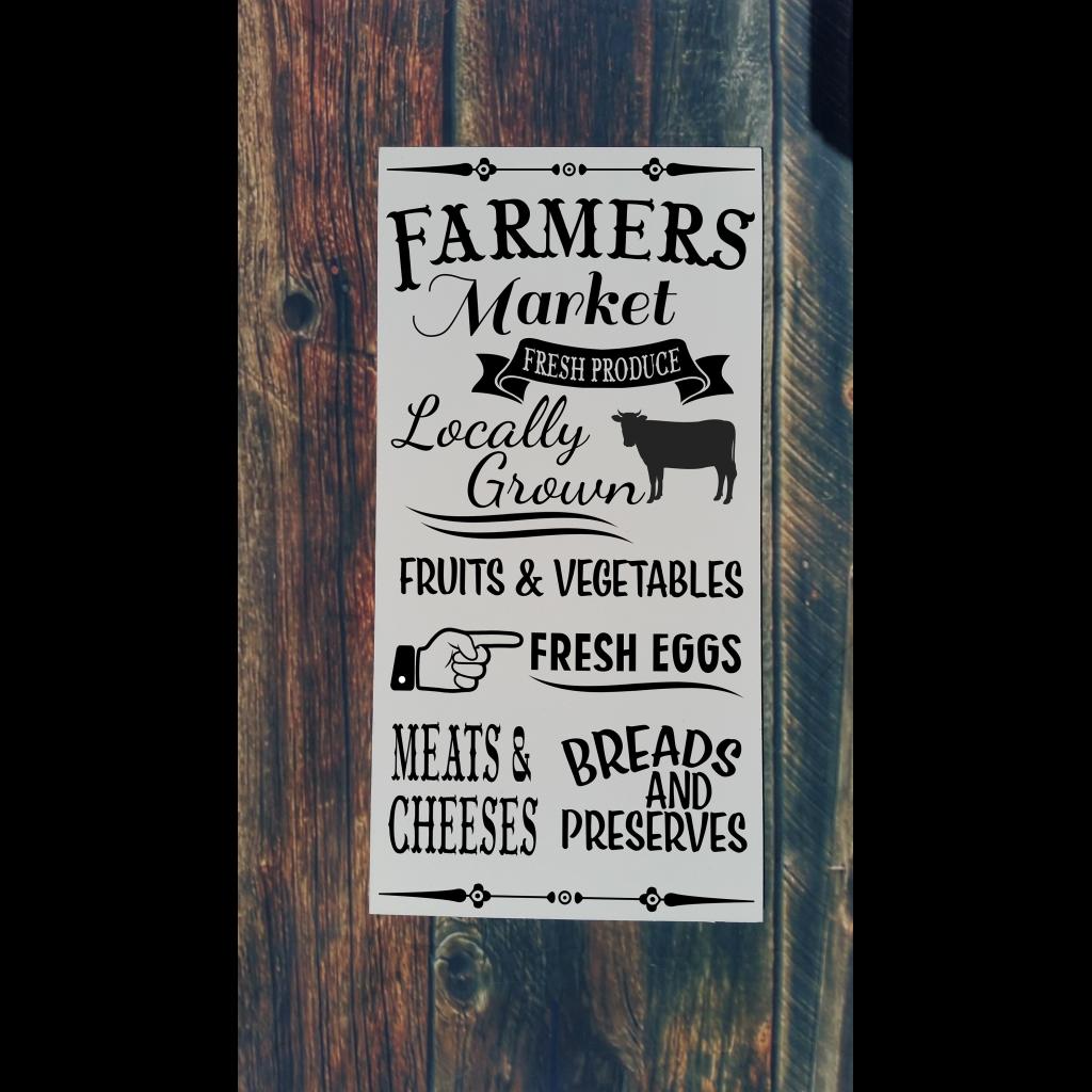551 - Farmers Market