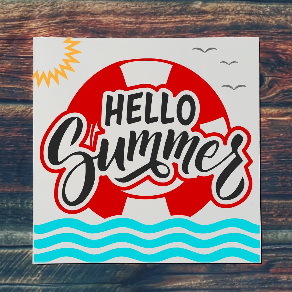 717 - Hello Summer