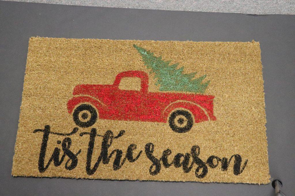 Door Mat Workshops