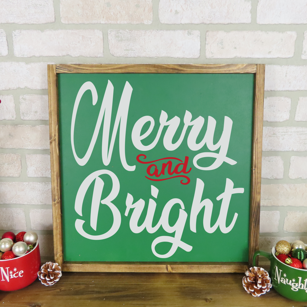 696 - Merry and Bright