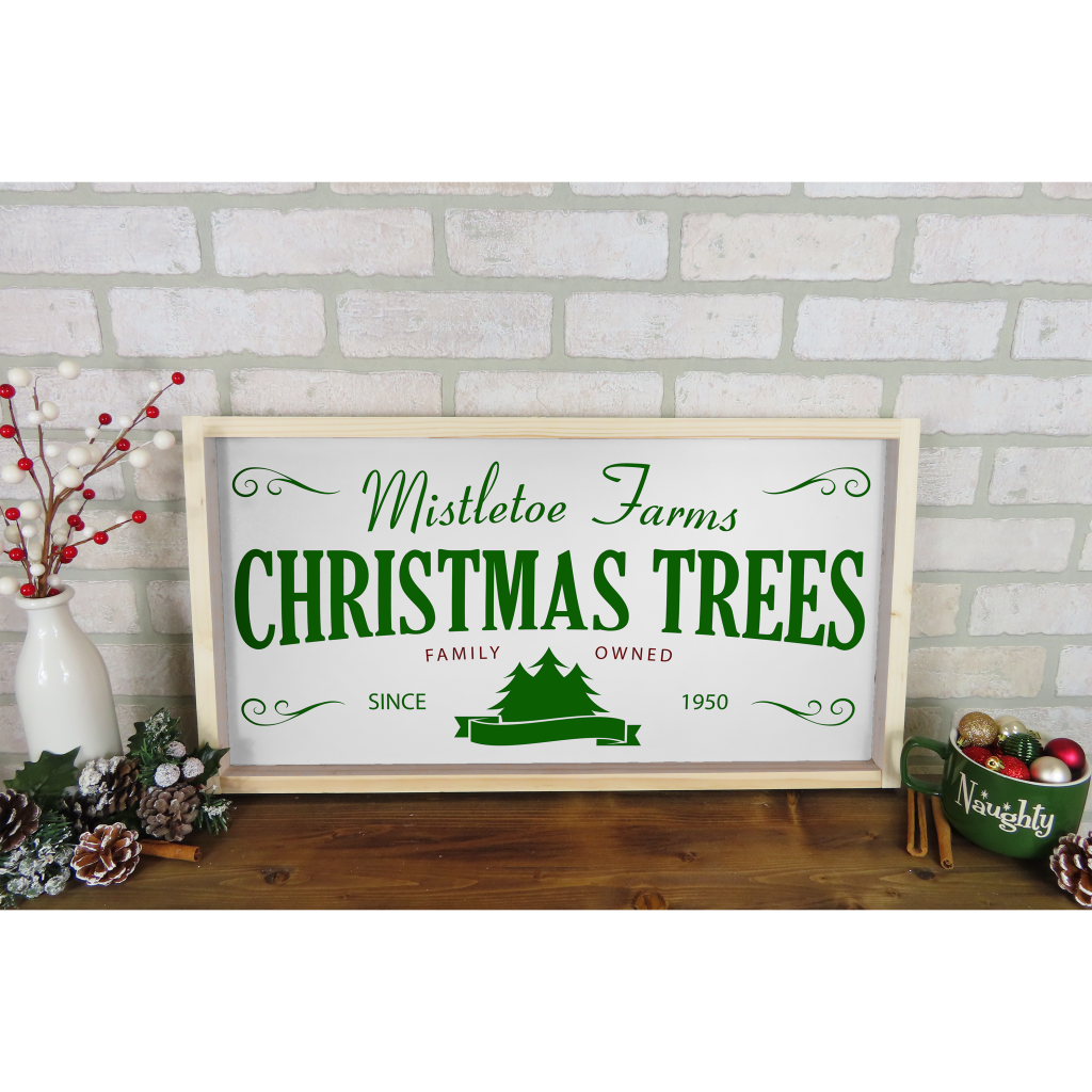 694 - Mistletoe Farms Christmas Trees