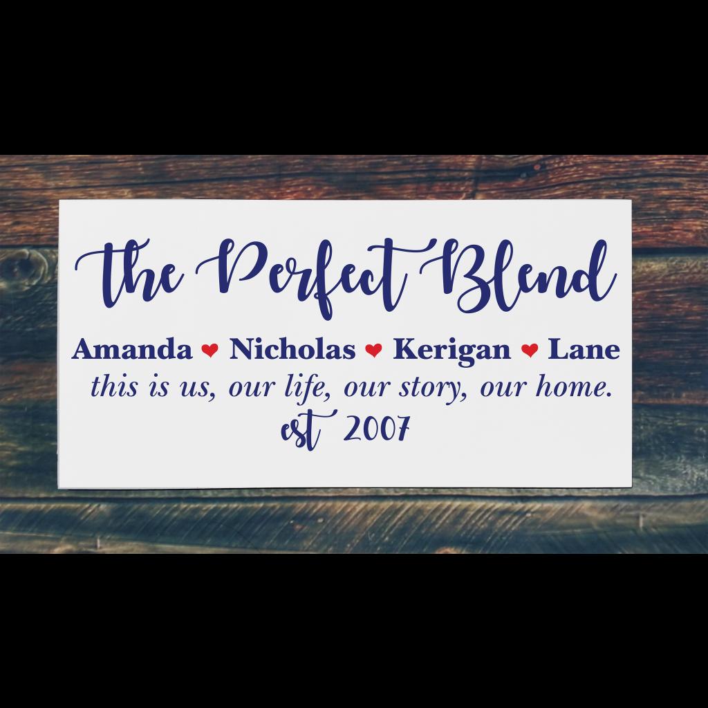 506 - Perfect Blend
