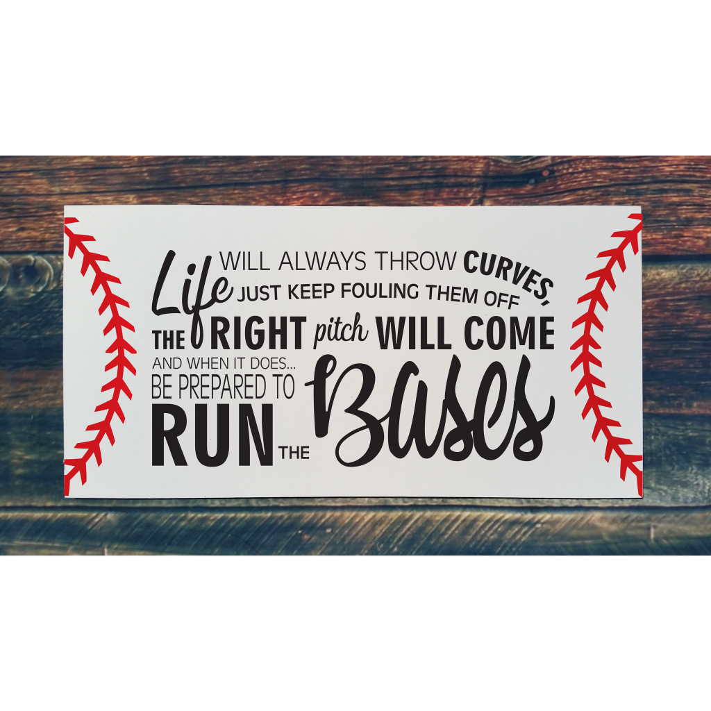 Run the bases on 24x12 board
