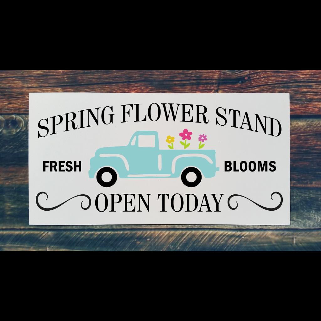706 - Spring Flower Market