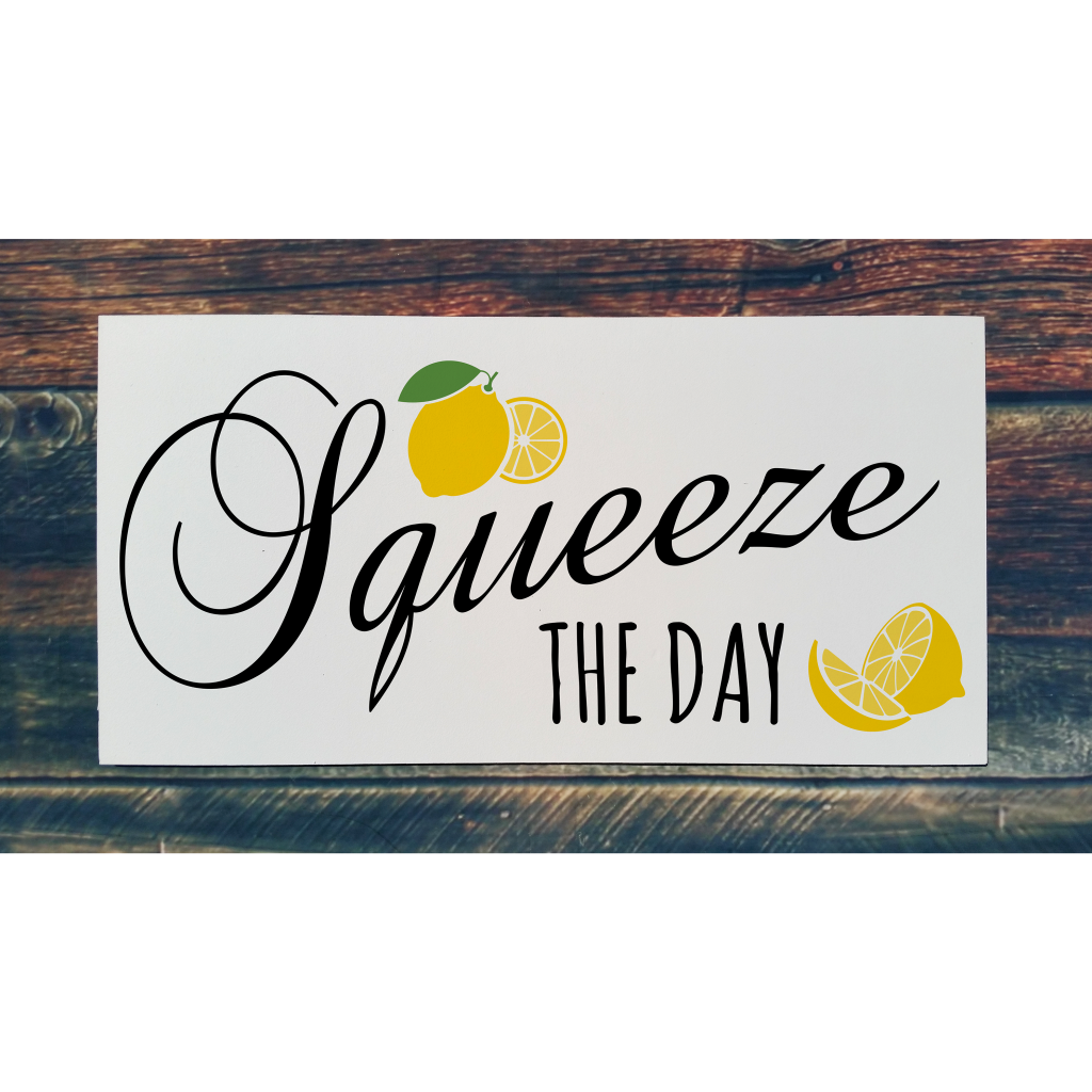 Squeeze the day on 24x12 board