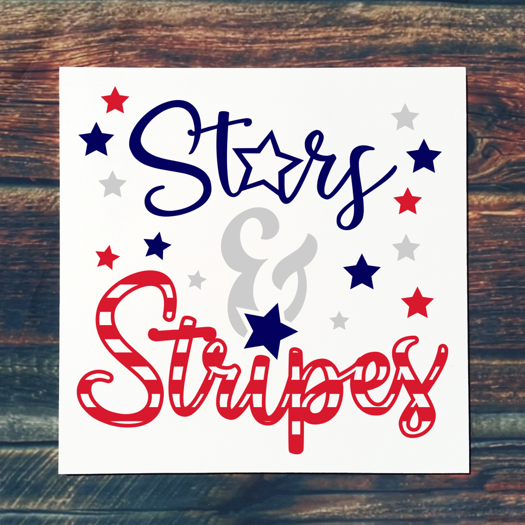 714 - Stars and Stripes