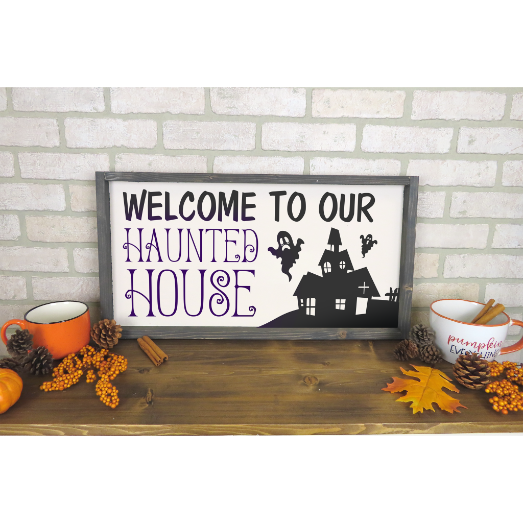 642 - Welcome To Our Haunted House