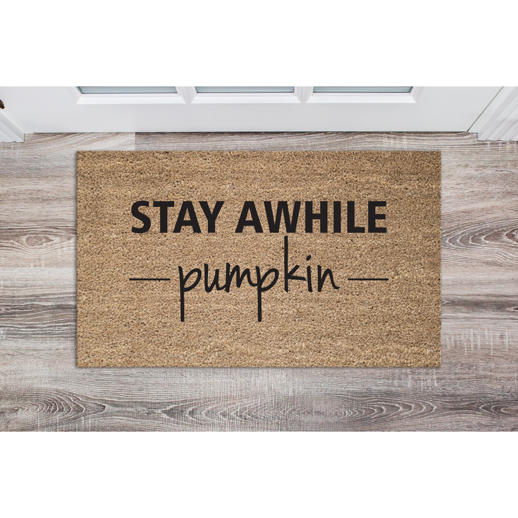 915 - Stay Awhile Pumpkin
